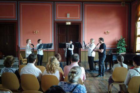 Sonntags-Matinee am 18.06.2017 in der Aula der GS A. Diesterweg Bernburg