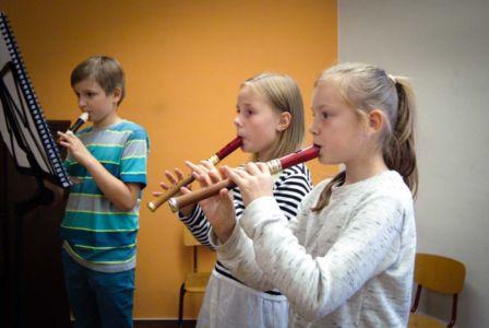 Konzert Kinder für Kinder 25.09.2017 im Osttorhaus des Schlosses Bernburg
