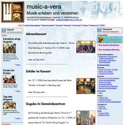 Webarchiv 2001-2006