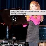 2012 - Jugend musiziert: Erste Preise für Leoni Hoffmann und Nathalie Germer aus Bernburg