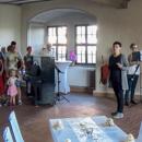 Auftritt zum Tag des offenen Denkmals im Schloss Plötzkau am 11.09.2016