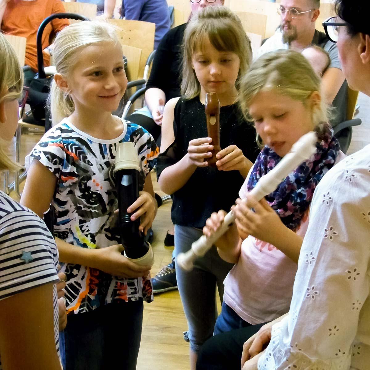 Kinder für Kinder Herbstkonzert 2018 am 17.09.2018
